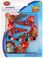 Disney Jessie Bracelet and Hair Clips Set