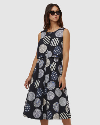 gorman Endless Spot Dress