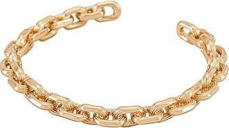 Amber Sceats Link Cuff Bracelet