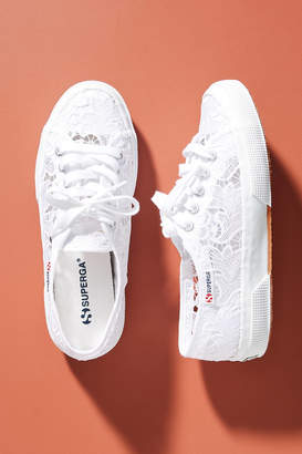 Superga Lace Low-Top Sneakers