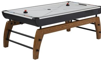 """Hall of Games 84"""" Two Player Air Hockey Table with Digital Scoreboard and Lights Hall of Games"""