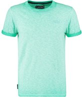 Superdry The Low Roller Print Tshirt Green
