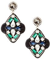 Banana Republic Embroidered Drop Earring