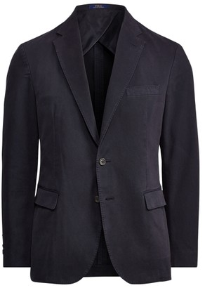 Ralph Lauren Morgan Chino Suit Jacket