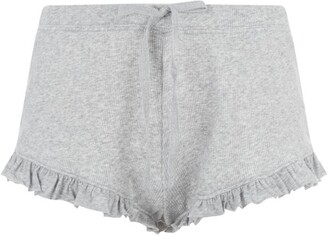 Skin Raffaela Ribbed Shorts