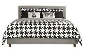 Trent Austin Design Mammoth Lakes Upholstered Platform Bed Size: Queen, Color: Gray