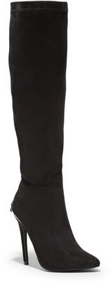 New York & Co. Embellished-Heel Tall Dress Boot