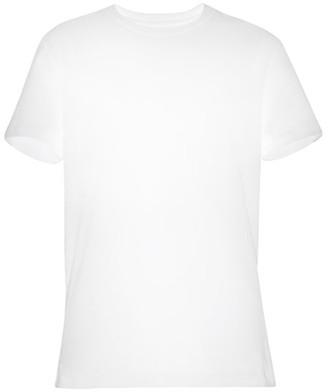 Wardrobe NYC Release 05 Round-neck Cotton-jersey T-shirt - White