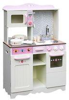 NEW Resort Living Gemima Wooden Play Kitchen