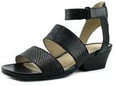 Naturalizer Gracelyn W Open-toe Leather Slingback Sandal.