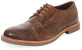 Ben Sherman Leon Distressed Derby Shoe