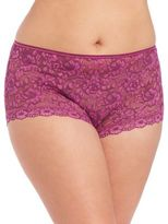 Hanky Panky Plus Size Cross-Dyed Signature Lace Betty Brief