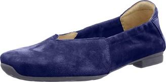 Think! Women's Gaudi_484175 Ankle Strap Ballet Flats