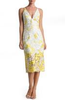 Dress the Population Women's Jane Midi Dress