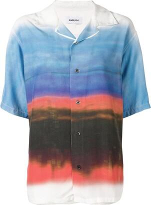 Ambush Hawaiian print shirt