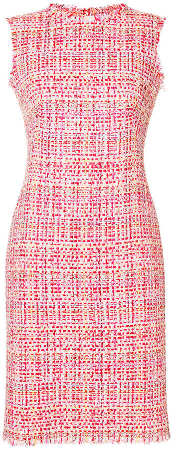 Alexander McQueen mid-length knitted dress