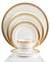 Noritake Dinnerware, Odessa Gold 5 Piece Place Setting
