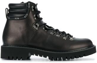Valentino VLTN hiker-style boots