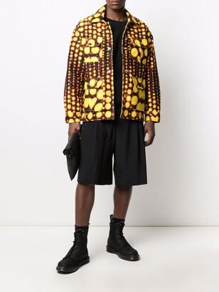 Charles Jeffrey Loverboy Printed Zip-Up Jacket