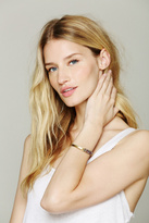 Free People Marly Moretti Brass Cluster Bracelet
