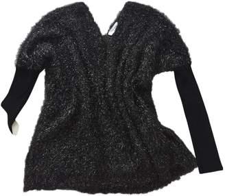 Mauro Grifoni Black Wool Knitwear for Women