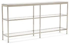Mitchell Gold Bob Williams Vienna Low Medium Bookcase