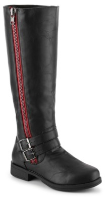 Journee Collection Lady Wide Calf Riding Boot