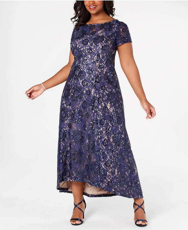 7cd82e7d394f Macy's Plus Size Dresses - ShopStyle