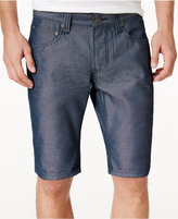 INC International Concepts Men's Classic-Fit Denim 11and#034; Shorts, Created for Macy's