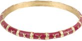 Forever 21 Bamboo Sectioned Lacquered Bracelet