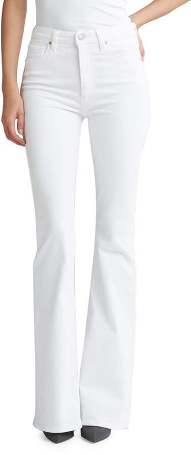 9aa725e82b7 Hudson High Rise Flare Jeans - ShopStyle