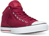 Converse Men's Chuck Taylor All Star Hi Street Shield Cvs Casual Sneakers from Finish Line