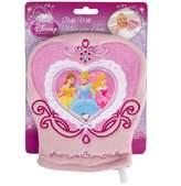 Disney Princess Bath Mitt, Pink