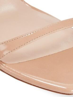 Stuart Weitzman Aleena Patent Leather Mules