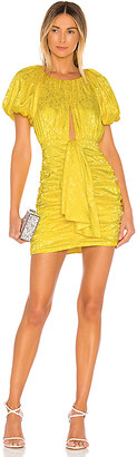 For Love & Lemons Fiji Mini Dress