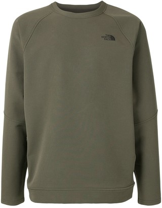 The North Face Logo-Print Sweatshirt