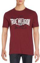 True Religion Cotton Crewneck T-Shirt