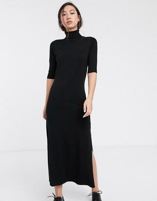 InWear Ida high neck maxi dress