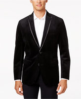INC International Concepts Men's Classic-Fit Aiden Velvet Blazer, Only at Macy's
