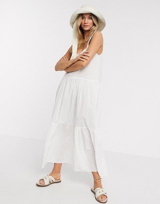 MBYM cami dress in white
