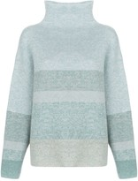 Kinsale Funnel-Neck Sweater
