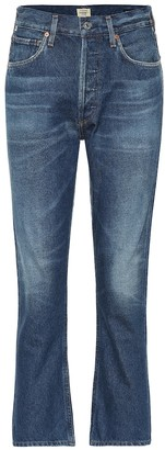 Citizens of Humanity Charlotte cropped high-rise jeans