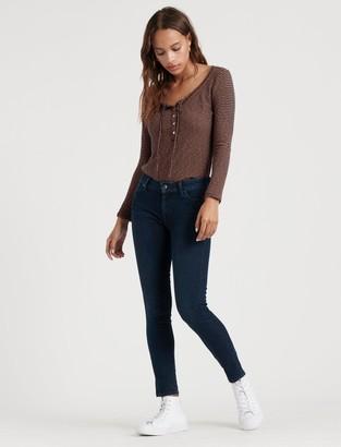 Low Rise Lolita Super Skinny Jean