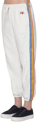Polo Ralph Lauren Ribbon Side Band Cotton Blend Sweatpants