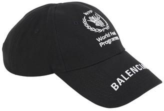 Balenciaga World Food Programme cap