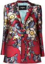 DSQUARED2 'Blossom' blazer - women - Polyester - 42