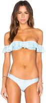 Tori Praver Swimwear Tulum Bikini Top