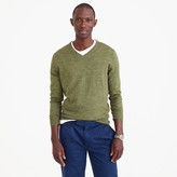 J.Crew Slim rugged cotton V-neck sweater