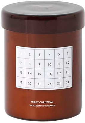 ferm LIVING Christmas Calendar Scented Candle