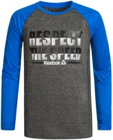 Reebok Respect the Speed T-Shirt - Long Sleeve (For Big Boys)